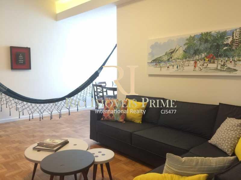 SALA ESTAR - Apartamento para alugar Rua das Laranjeiras,Laranjeiras, Rio de Janeiro - R$ 4.800 - RPAP30045 - 3