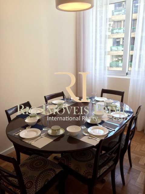 SALA JANTAR - Apartamento para alugar Rua das Laranjeiras,Laranjeiras, Rio de Janeiro - R$ 4.800 - RPAP30045 - 4