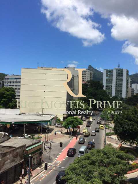 VISTA SALA - Apartamento para alugar Rua das Laranjeiras,Laranjeiras, Rio de Janeiro - R$ 4.800 - RPAP30045 - 6