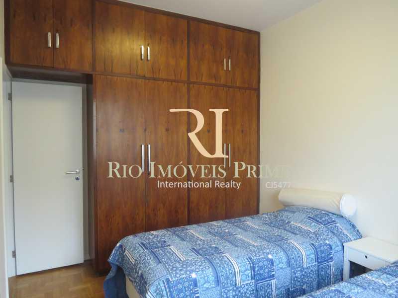QUARTO1 - Apartamento para alugar Rua das Laranjeiras,Laranjeiras, Rio de Janeiro - R$ 4.800 - RPAP30045 - 8