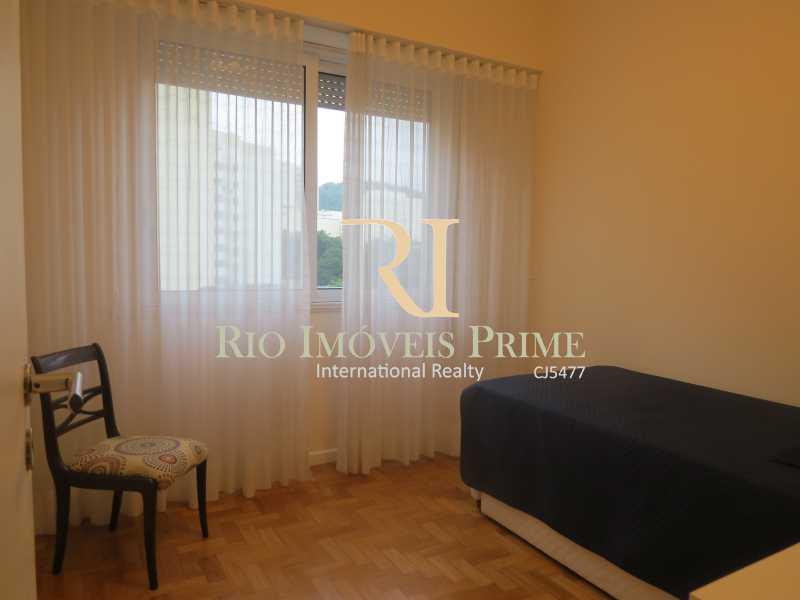 QUARTO2 - Apartamento para alugar Rua das Laranjeiras,Laranjeiras, Rio de Janeiro - R$ 4.800 - RPAP30045 - 9