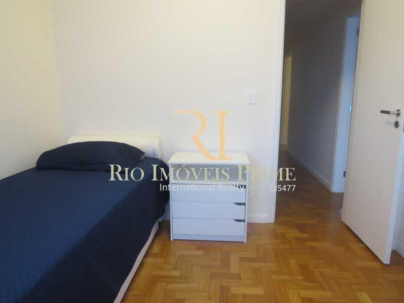 QUARTO2 - Apartamento para alugar Rua das Laranjeiras,Laranjeiras, Rio de Janeiro - R$ 4.800 - RPAP30045 - 10