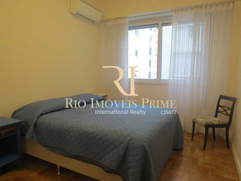 QUARTO3 - Apartamento para alugar Rua das Laranjeiras,Laranjeiras, Rio de Janeiro - R$ 4.800 - RPAP30045 - 11