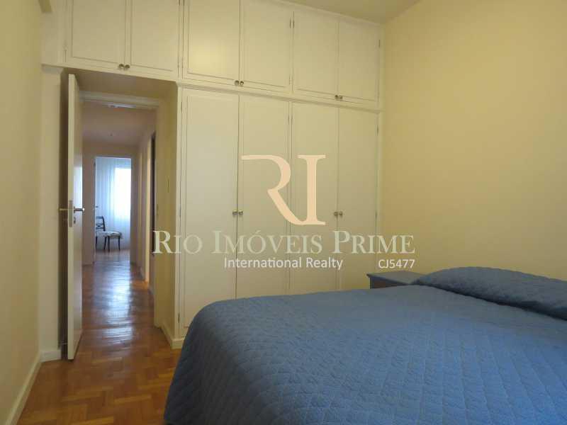 QUARTO3 - Apartamento para alugar Rua das Laranjeiras,Laranjeiras, Rio de Janeiro - R$ 4.800 - RPAP30045 - 12