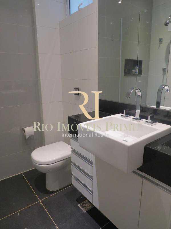 BANHEIRO SOCIAL - Apartamento para alugar Rua das Laranjeiras,Laranjeiras, Rio de Janeiro - R$ 4.800 - RPAP30045 - 13