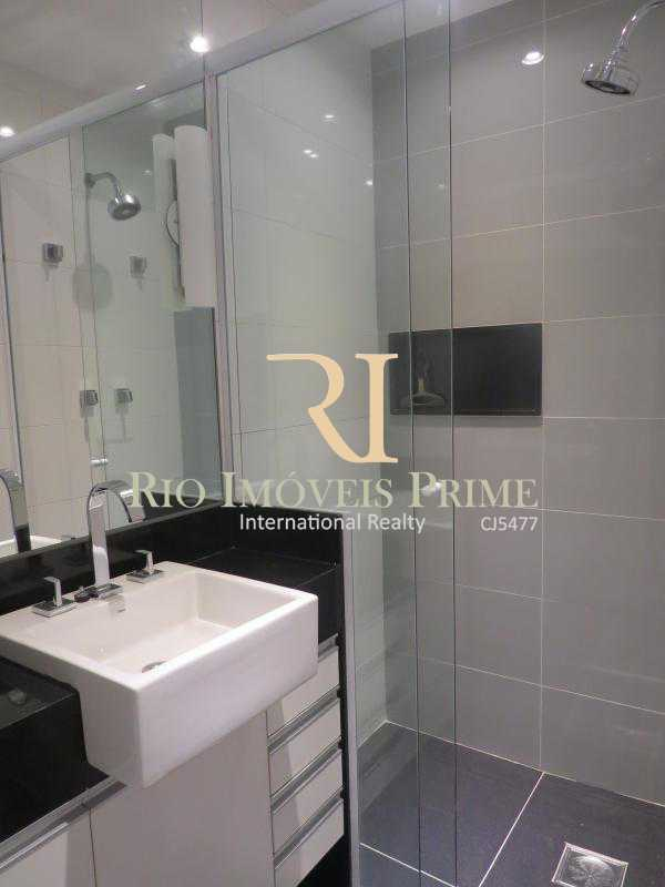 BANHEIRO SOCIAL - Apartamento para alugar Rua das Laranjeiras,Laranjeiras, Rio de Janeiro - R$ 4.800 - RPAP30045 - 14