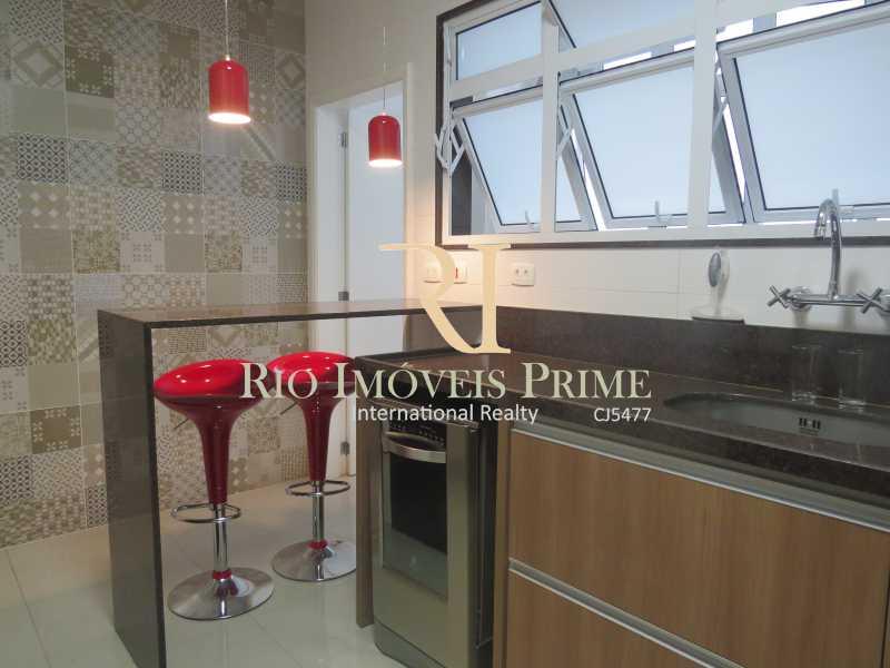 COPA COZINHA - Apartamento para alugar Rua das Laranjeiras,Laranjeiras, Rio de Janeiro - R$ 4.800 - RPAP30045 - 16