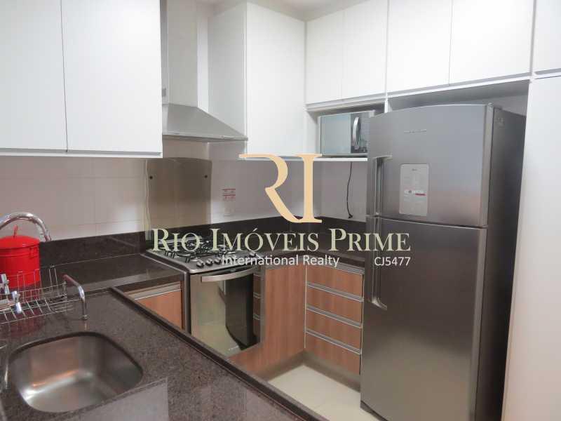 COPA COZINHA - Apartamento para alugar Rua das Laranjeiras,Laranjeiras, Rio de Janeiro - R$ 4.800 - RPAP30045 - 17