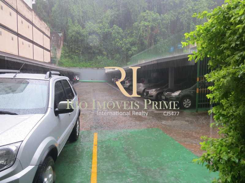 GARAGEM - Apartamento para alugar Rua das Laranjeiras,Laranjeiras, Rio de Janeiro - R$ 4.800 - RPAP30045 - 23