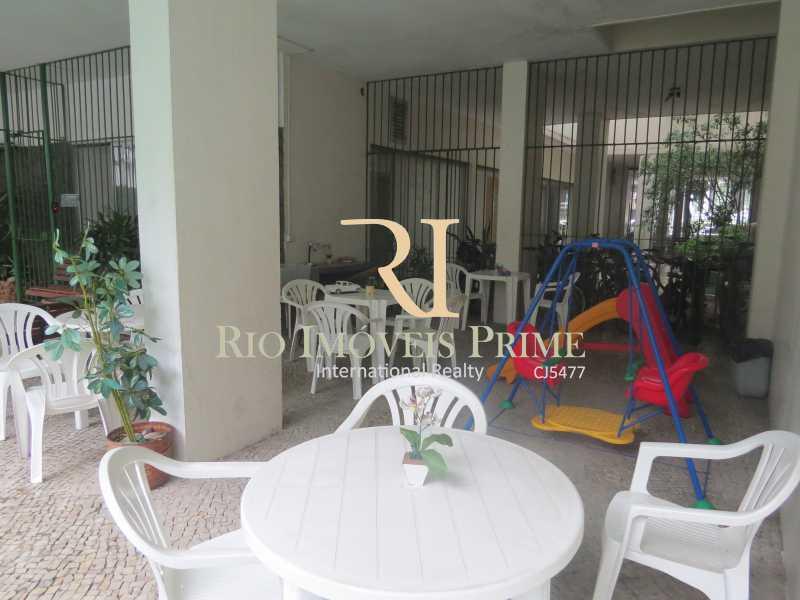 ÁREA DE LAZER - Apartamento para alugar Rua das Laranjeiras,Laranjeiras, Rio de Janeiro - R$ 4.800 - RPAP30045 - 25