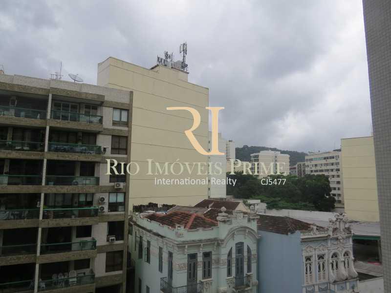 VISTA SALA - Apartamento para alugar Rua das Laranjeiras,Laranjeiras, Rio de Janeiro - R$ 4.800 - RPAP30045 - 26