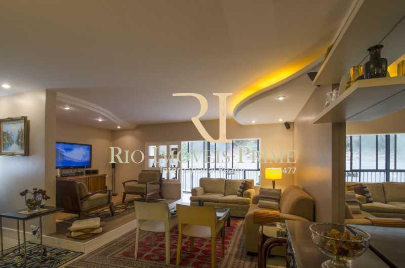 SALA DE ESTAR - Apartamento À Venda - Copacabana - Rio de Janeiro - RJ - RPAP30051 - 1