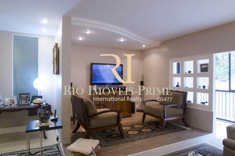 SALA DE TV - Apartamento À Venda - Copacabana - Rio de Janeiro - RJ - RPAP30051 - 4