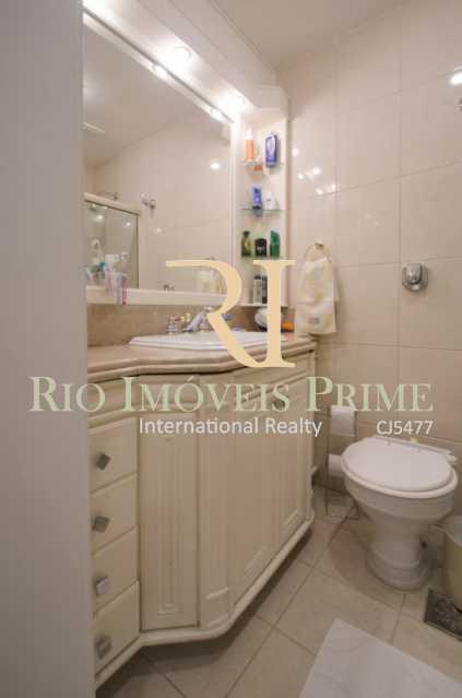 BANHEIRO SUÍTE - Apartamento À Venda - Copacabana - Rio de Janeiro - RJ - RPAP30051 - 10