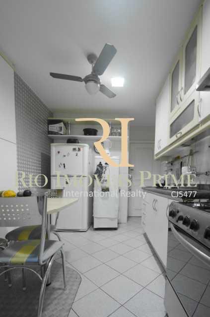 COZINHA - Apartamento À Venda - Copacabana - Rio de Janeiro - RJ - RPAP30051 - 15
