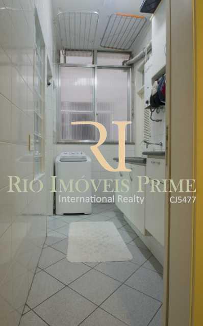 ÁREA SERVIÇO - Apartamento À Venda - Copacabana - Rio de Janeiro - RJ - RPAP30051 - 17