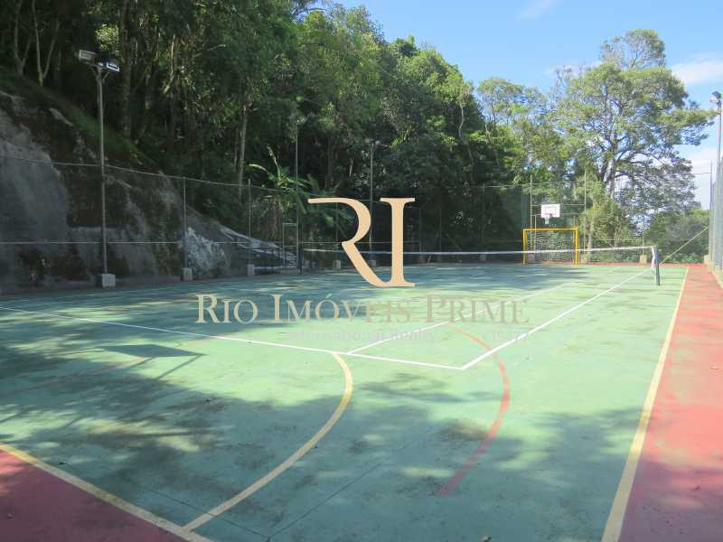 QUADRA POLIVALENTE - Apartamento À Venda - Copacabana - Rio de Janeiro - RJ - RPAP30051 - 19