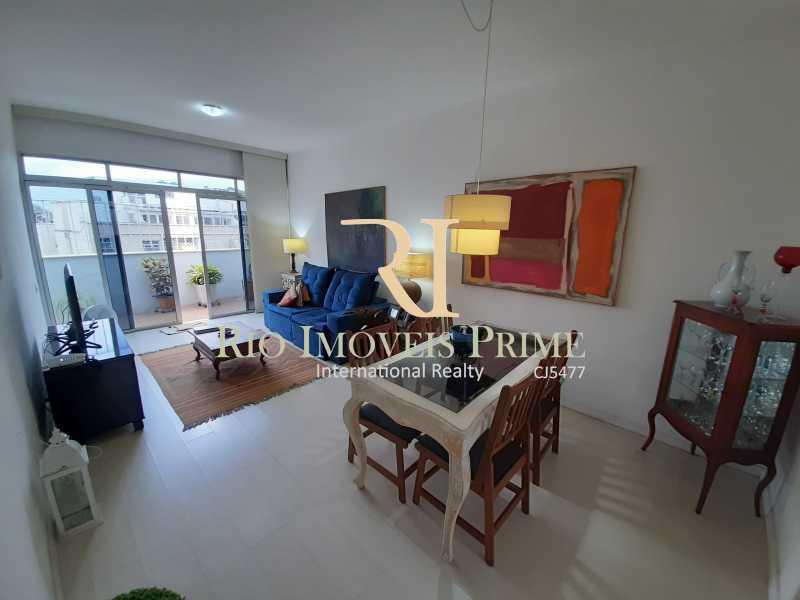 SALA - Cobertura à venda Rua Uruguai,Tijuca, Rio de Janeiro - R$ 793.000 - RPCO30001 - 1