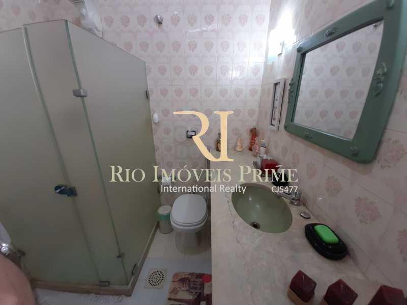 BANHEIRO SOCIAL - Cobertura à venda Rua Uruguai,Tijuca, Rio de Janeiro - R$ 793.000 - RPCO30001 - 16