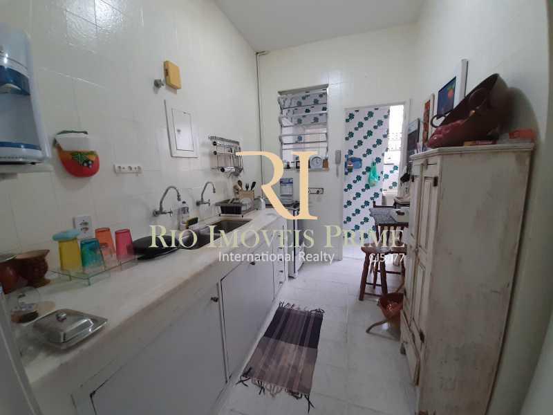 COZINHA - Cobertura à venda Rua Uruguai,Tijuca, Rio de Janeiro - R$ 793.000 - RPCO30001 - 17