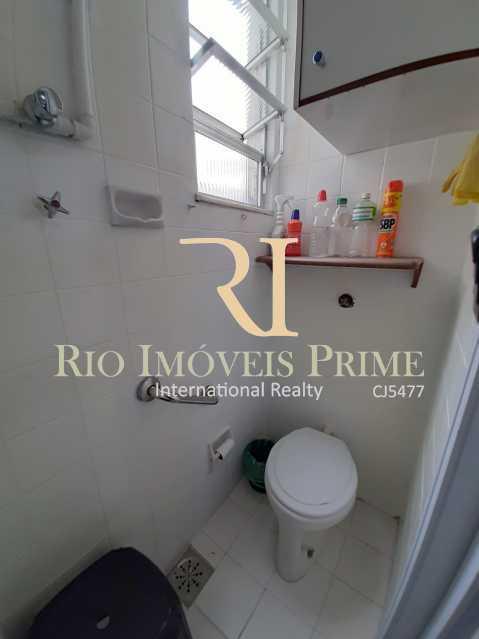 WC - Cobertura à venda Rua Uruguai,Tijuca, Rio de Janeiro - R$ 793.000 - RPCO30001 - 21