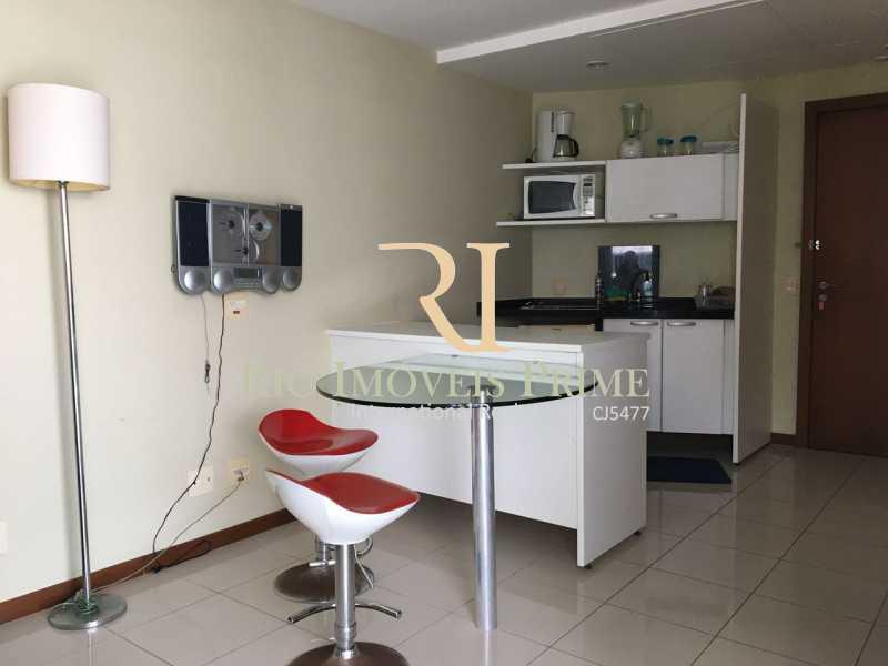 MESA DE JANTAR - Flat Para Venda e Aluguel - Barra da Tijuca - Rio de Janeiro - RJ - RPFL10001 - 10