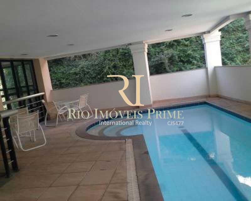 PISCINA - Flat 1 quarto à venda Laranjeiras, Rio de Janeiro - R$ 580.000 - RPFL10053 - 19