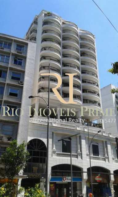 FACHADA COM HORTIFRUTI 2 - Flat 1 quarto à venda Laranjeiras, Rio de Janeiro - R$ 580.000 - RPFL10053 - 13