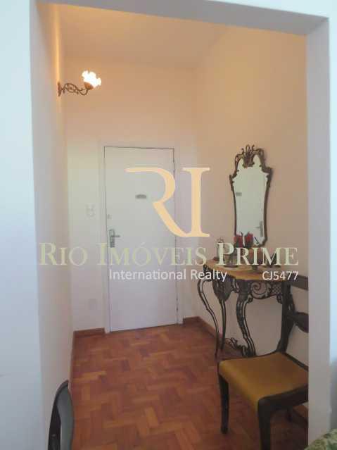 HALL ENTRADA - Apartamento à venda Rua Siqueira Campos,Copacabana, Rio de Janeiro - R$ 749.900 - RPAP30056 - 3