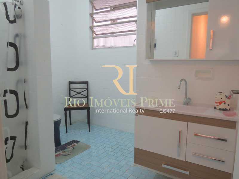 BANHEIRO SOCIAL - Apartamento à venda Rua Siqueira Campos,Copacabana, Rio de Janeiro - R$ 749.900 - RPAP30056 - 14