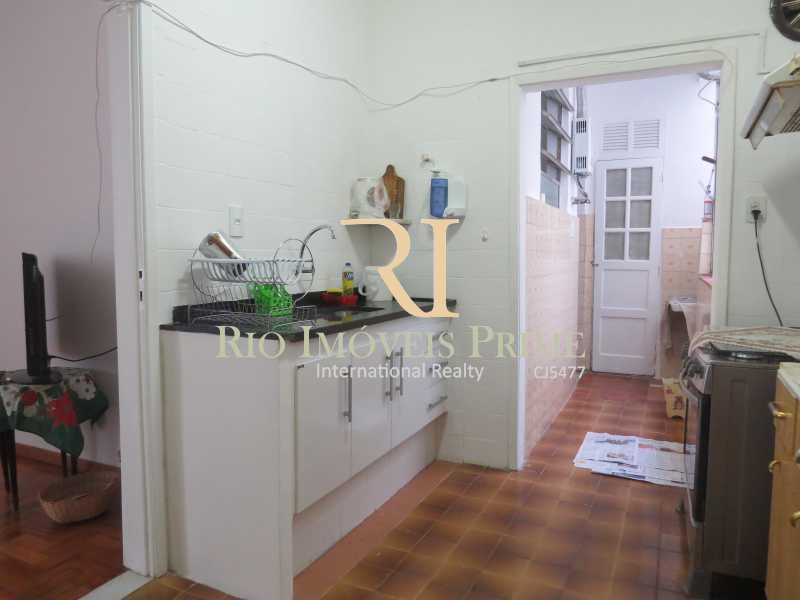 COZINHA - Apartamento à venda Rua Siqueira Campos,Copacabana, Rio de Janeiro - R$ 749.900 - RPAP30056 - 17