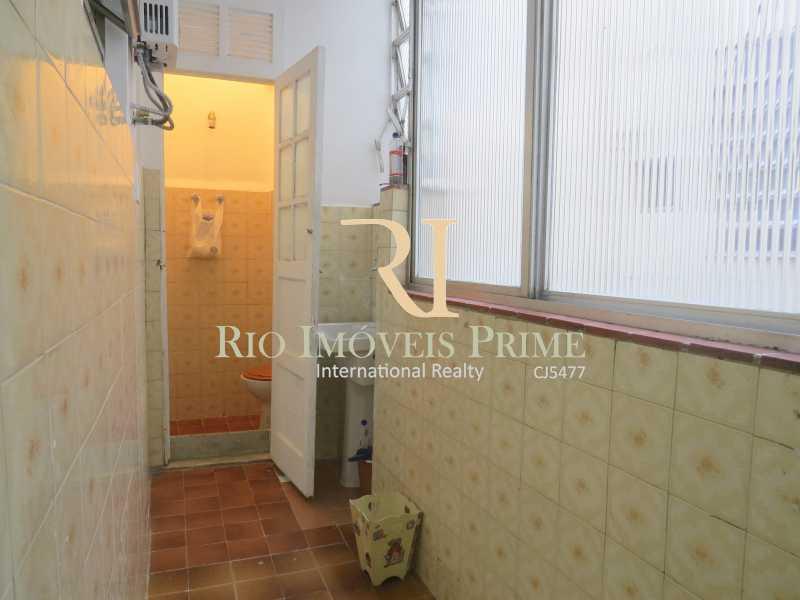 ÁREA SERVIÇO - Apartamento à venda Rua Siqueira Campos,Copacabana, Rio de Janeiro - R$ 749.900 - RPAP30056 - 18