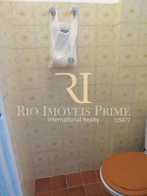 BANHEIRO SERVIÇO - Apartamento à venda Rua Siqueira Campos,Copacabana, Rio de Janeiro - R$ 749.900 - RPAP30056 - 20