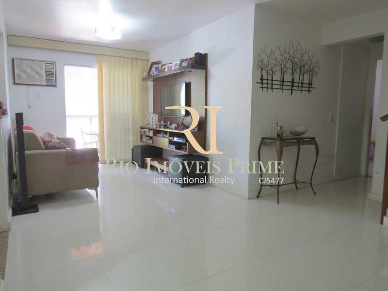 SALA - Cobertura 3 quartos à venda Tijuca, Rio de Janeiro - R$ 1.199.900 - RPCO30011 - 3