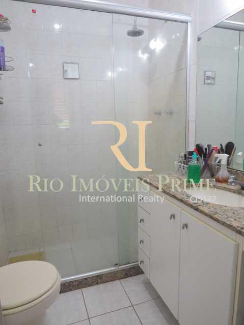 BANHEIRO SUÍTE - Cobertura 3 quartos à venda Tijuca, Rio de Janeiro - R$ 1.199.900 - RPCO30011 - 12