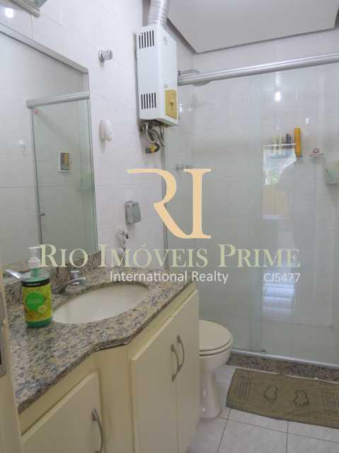 BANHEIRO SOCIAL PAV2 - Cobertura 3 quartos à venda Tijuca, Rio de Janeiro - R$ 1.199.900 - RPCO30011 - 16