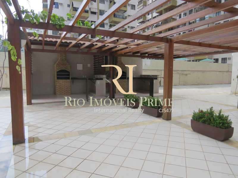 CHURRASQUEIRA - Cobertura 3 quartos à venda Tijuca, Rio de Janeiro - R$ 1.199.900 - RPCO30011 - 22