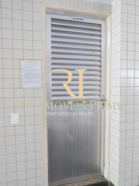 SAUNA - Cobertura 3 quartos à venda Tijuca, Rio de Janeiro - R$ 1.199.900 - RPCO30011 - 27