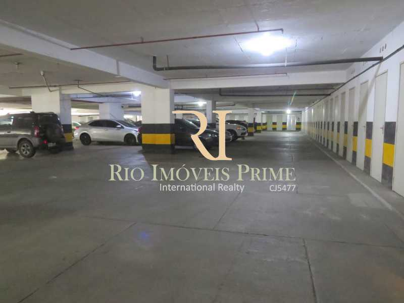 GARAGEM - Cobertura 3 quartos à venda Tijuca, Rio de Janeiro - R$ 1.199.900 - RPCO30011 - 28