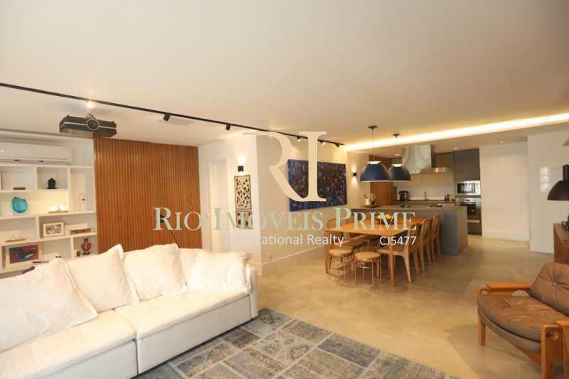 SALAS - Apartamento À Venda - Barra da Tijuca - Rio de Janeiro - RJ - RPAP40014 - 4