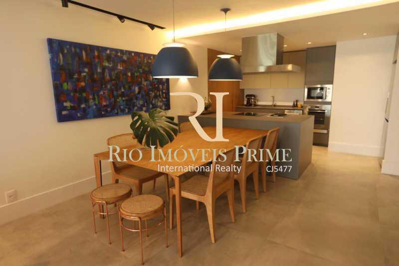 SALA JANTAR - Apartamento À Venda - Barra da Tijuca - Rio de Janeiro - RJ - RPAP40014 - 5