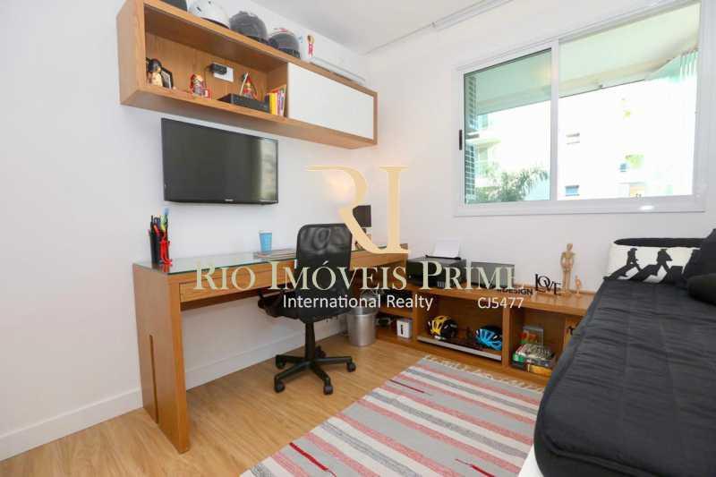 QUARTO3 - Apartamento À Venda - Barra da Tijuca - Rio de Janeiro - RJ - RPAP40014 - 15