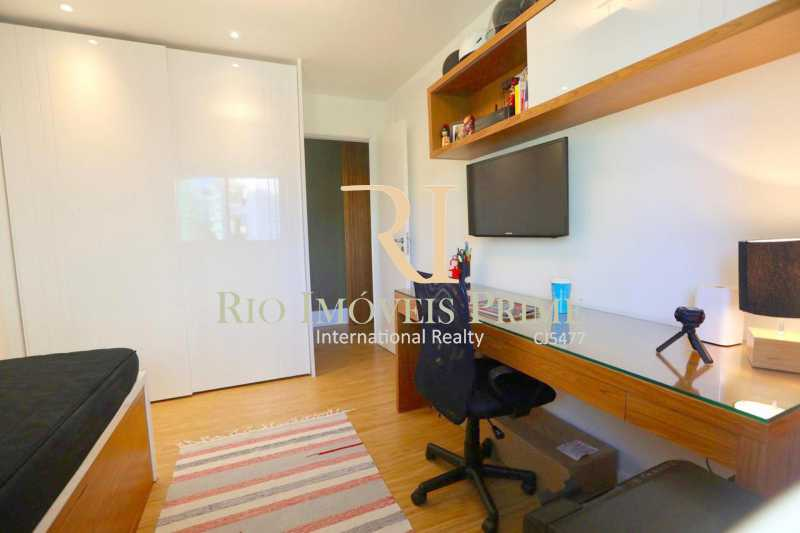 QUARTO3 - Apartamento À Venda - Barra da Tijuca - Rio de Janeiro - RJ - RPAP40014 - 16