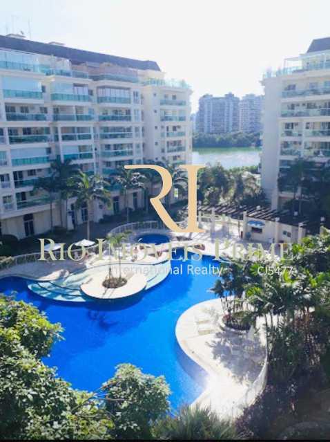 LE PARC - PARQUE AQUÁTICO - Apartamento À Venda - Barra da Tijuca - Rio de Janeiro - RJ - RPAP40014 - 18
