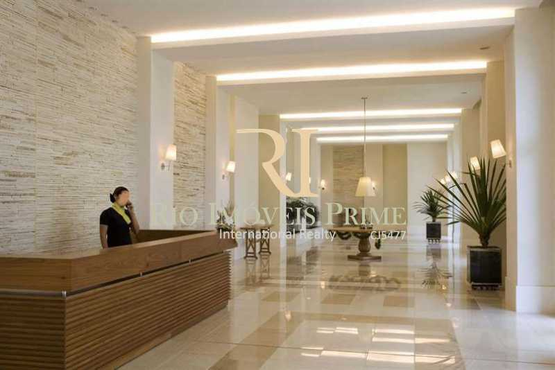 LE PARC - RECEPÇÃO - Apartamento À Venda - Barra da Tijuca - Rio de Janeiro - RJ - RPAP40014 - 22