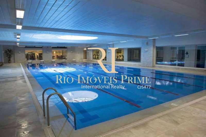LE PARC - PISCINA INDOOR - Apartamento À Venda - Barra da Tijuca - Rio de Janeiro - RJ - RPAP40014 - 19