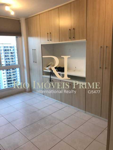 SUÍTE - Apartamento 2 quartos à venda Barra Olímpica, Rio de Janeiro - R$ 750.000 - RPAP20097 - 9