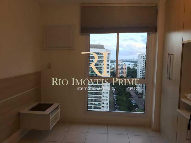 SUÍTE - Apartamento 2 quartos à venda Barra Olímpica, Rio de Janeiro - R$ 750.000 - RPAP20097 - 10