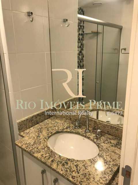 BANHEIRO SOCIAL - Apartamento 2 quartos à venda Barra Olímpica, Rio de Janeiro - R$ 750.000 - RPAP20097 - 13