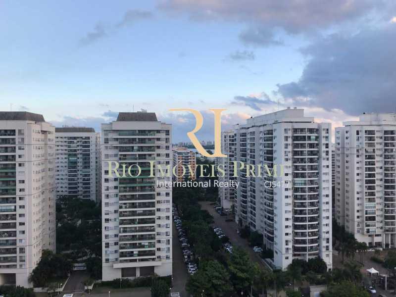 VISTA VARANDA E QUARTOS - Apartamento 2 quartos à venda Barra Olímpica, Rio de Janeiro - R$ 750.000 - RPAP20097 - 4